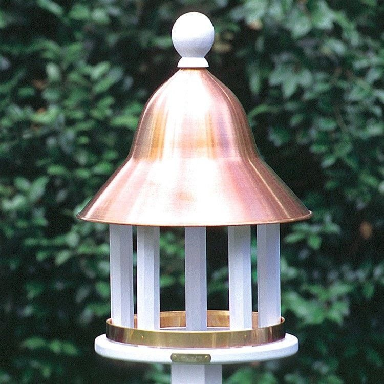 Lazy Hill Farm Designs Bell Bird Feeder with Polished