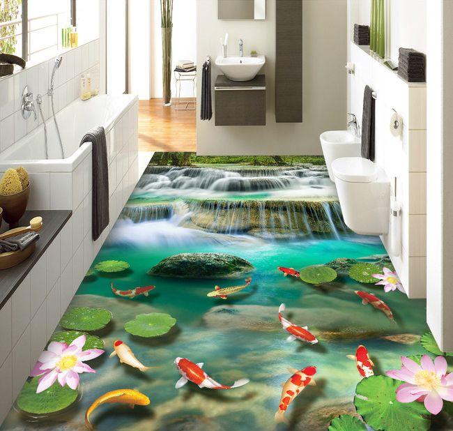 d corez votre sol avec les rev tements de sol paysage personnalis les cascades tropicales. Black Bedroom Furniture Sets. Home Design Ideas