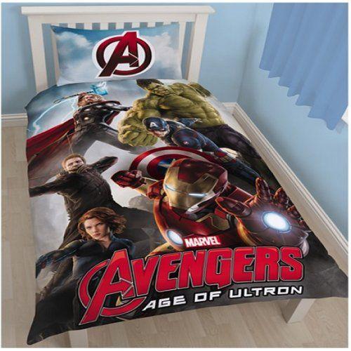Avengers Avenger Single Doona Cover Set. Check it out! | Doona ... : avengers quilt cover australia - Adamdwight.com