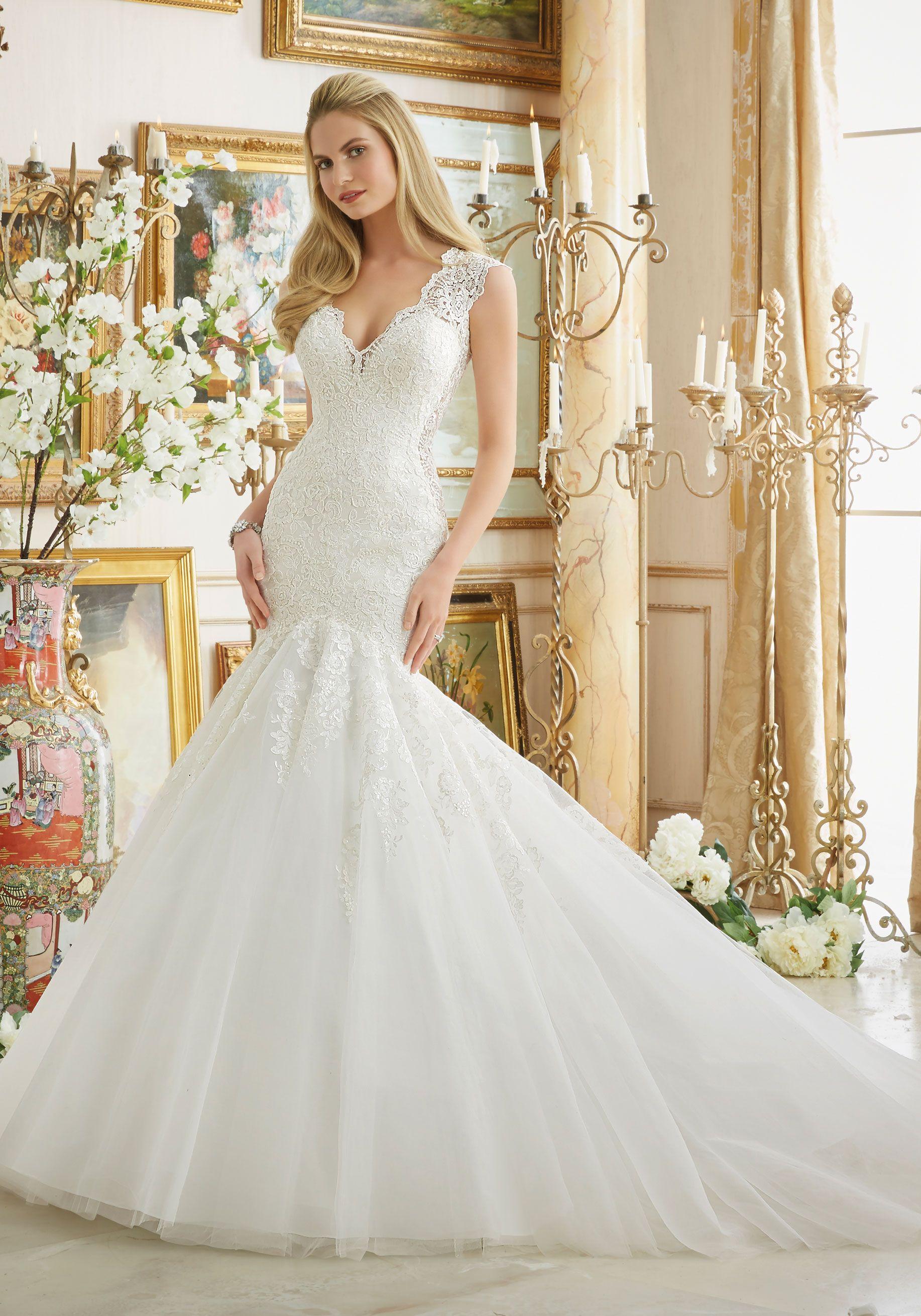 2923d98319c Mori Lee - 2882 Sexy Wedding Dresses