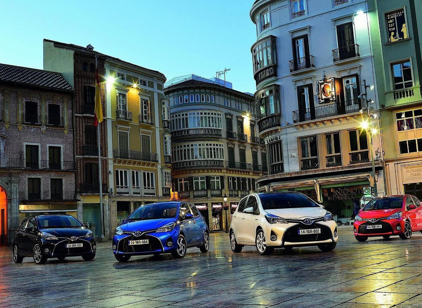 Yaris 5 doors Toyota reviews - http://autotras.com