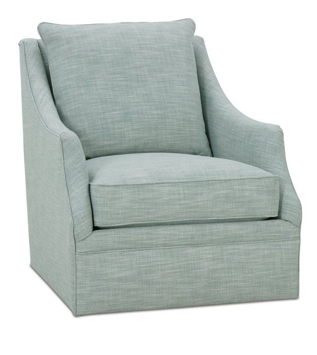 Best Kara Swivel Chair Ice Blue Upholstered Accent Chairs 400 x 300
