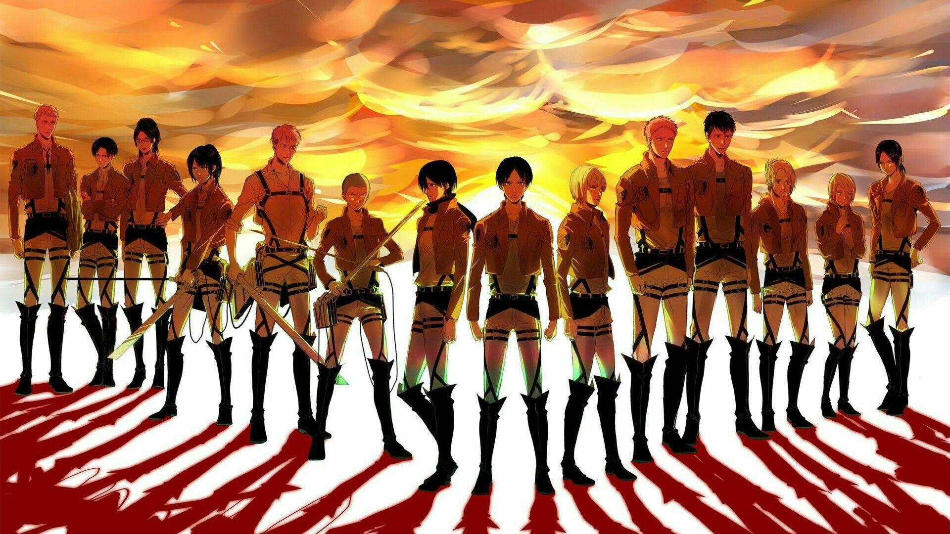 Attack On Titan おしゃれまとめの人気アイデア Pinterest Aii