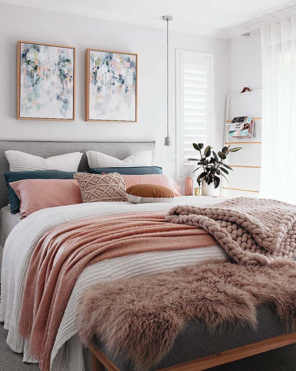 33 ultra cozy bedroom decorating ideas for winter warmth on cozy minimalist bedroom decorating ideas id=69556