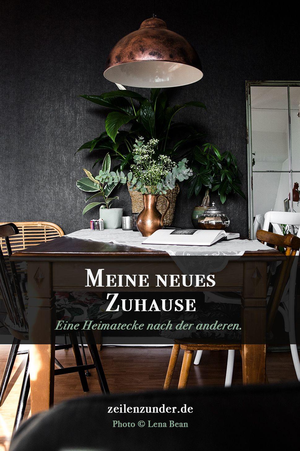 Mein neues Zuhause - Eine Heimatecke nach der anderen   ZZ ...