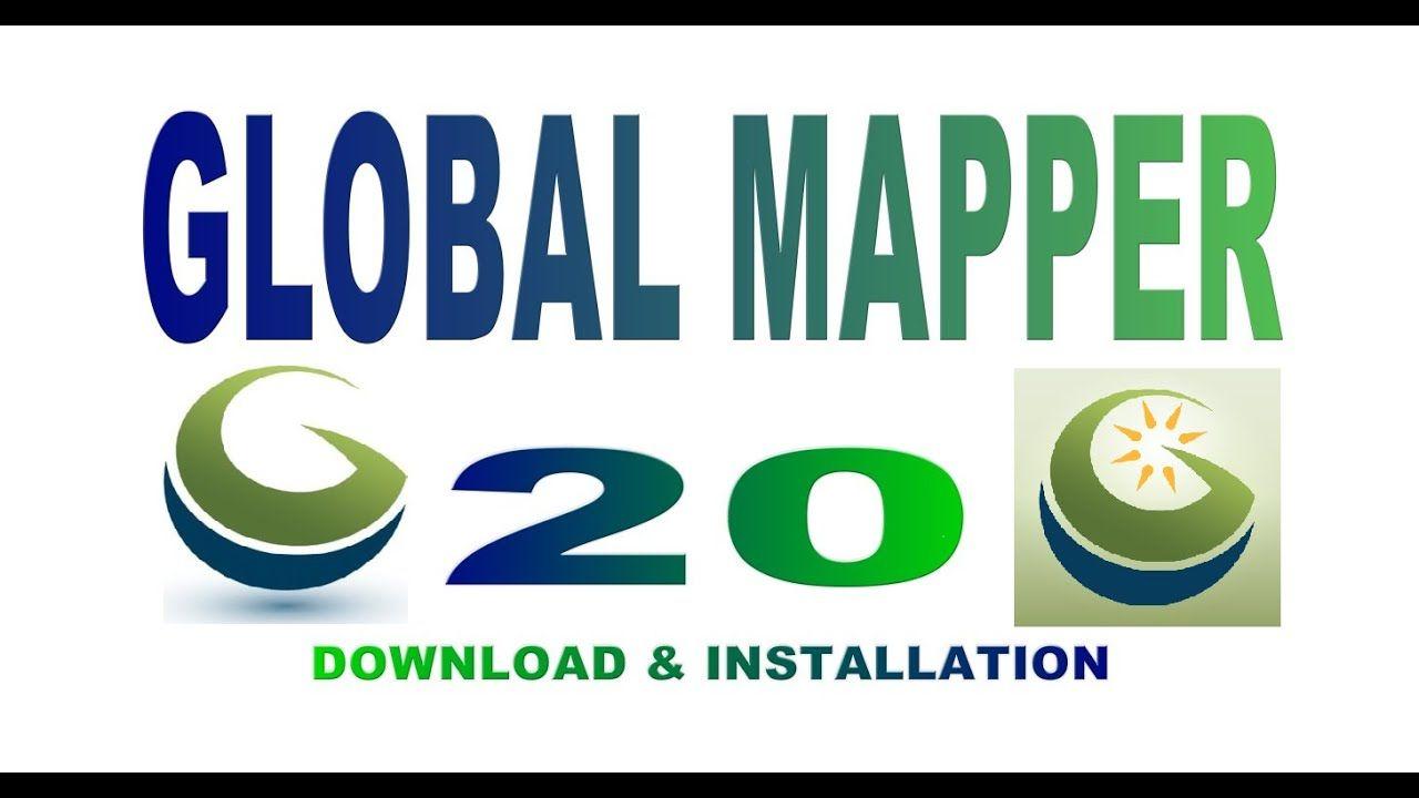 download crack global mapper 16