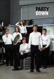 Party Down Poster