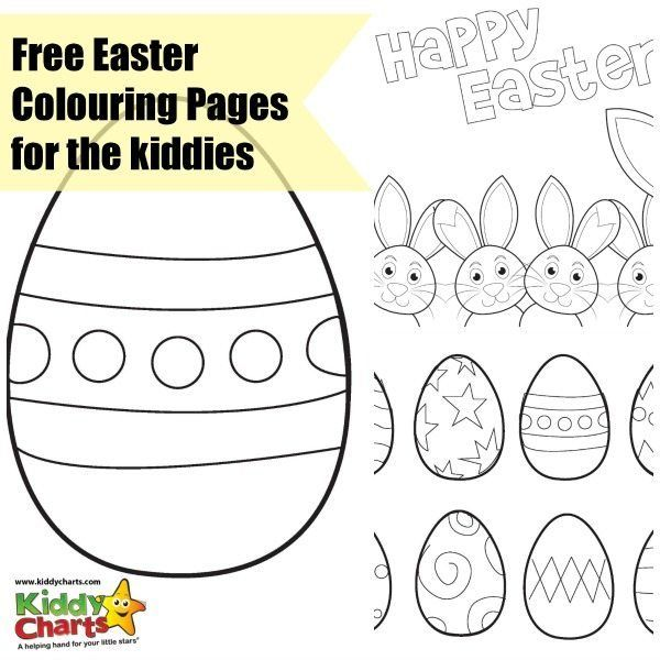 Easter Colouring Pages Cracking Eggs Grommit