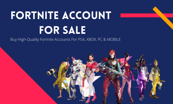 Fortnite Account For Sale Instantly 100 Working Sell Fortnite Account In 2020 Fortnite Accounting Sale