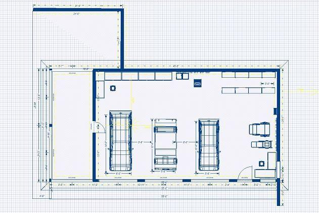 garage layout plans | interior design carport view floor plan wall design electrical  plan