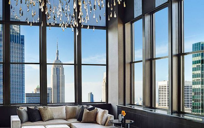 6 Best Honeymoon Hotels In New York City