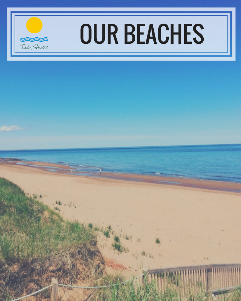 Prince Edward Island Beaches: At Twin Shores, We Are Have Over 3km Of Beautiful