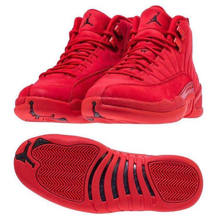 """Jordan 12 """"Gym Red 2018"""" 🔴 Takin"""