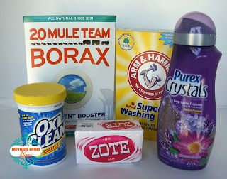 Diy Powdered Laundry Detergent I Have Been Making My Own