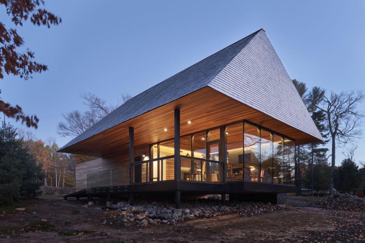 Cabin Design Modern Cabin Architect Cabin