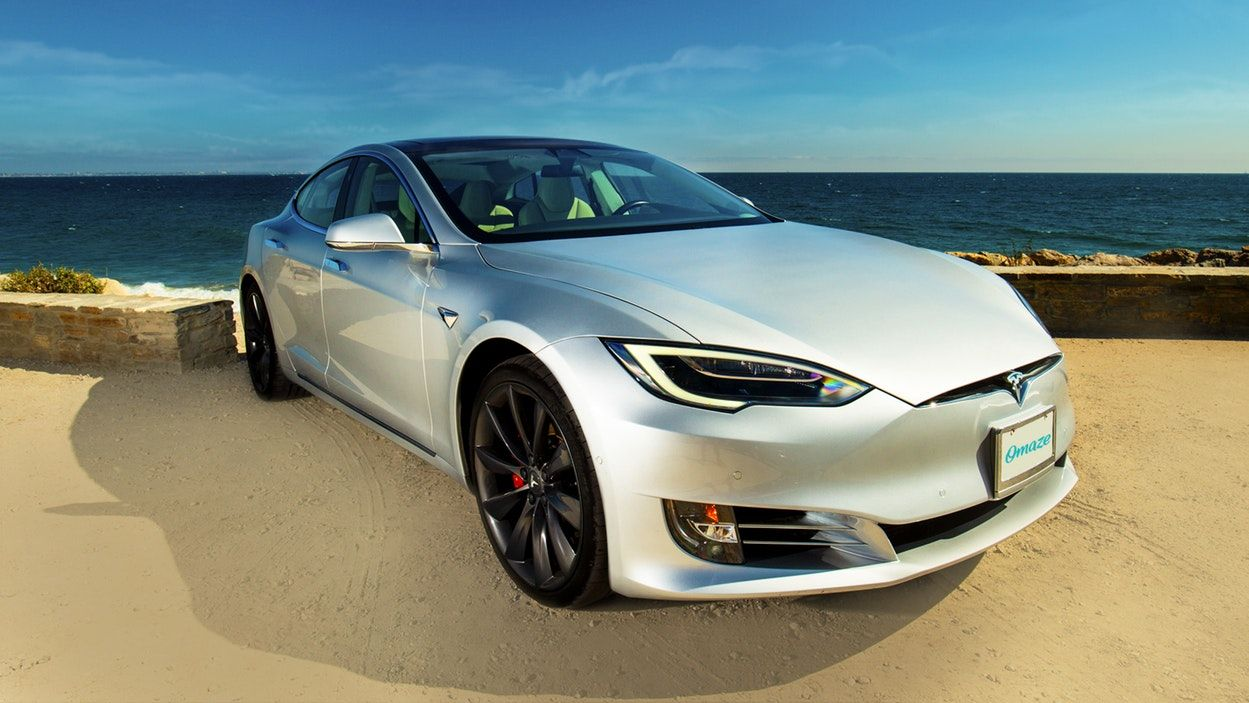 Omaze Big Green Tesla Raffle Donation Wishlist Pinterest