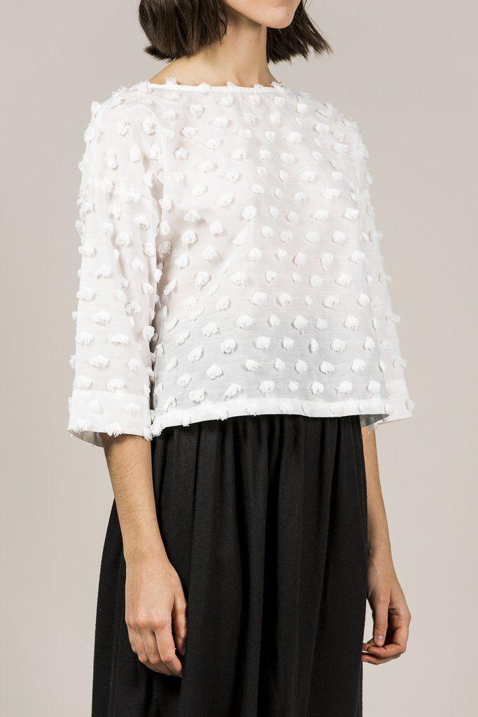 Soma Shirt by Samuji #kickpleat #samuji