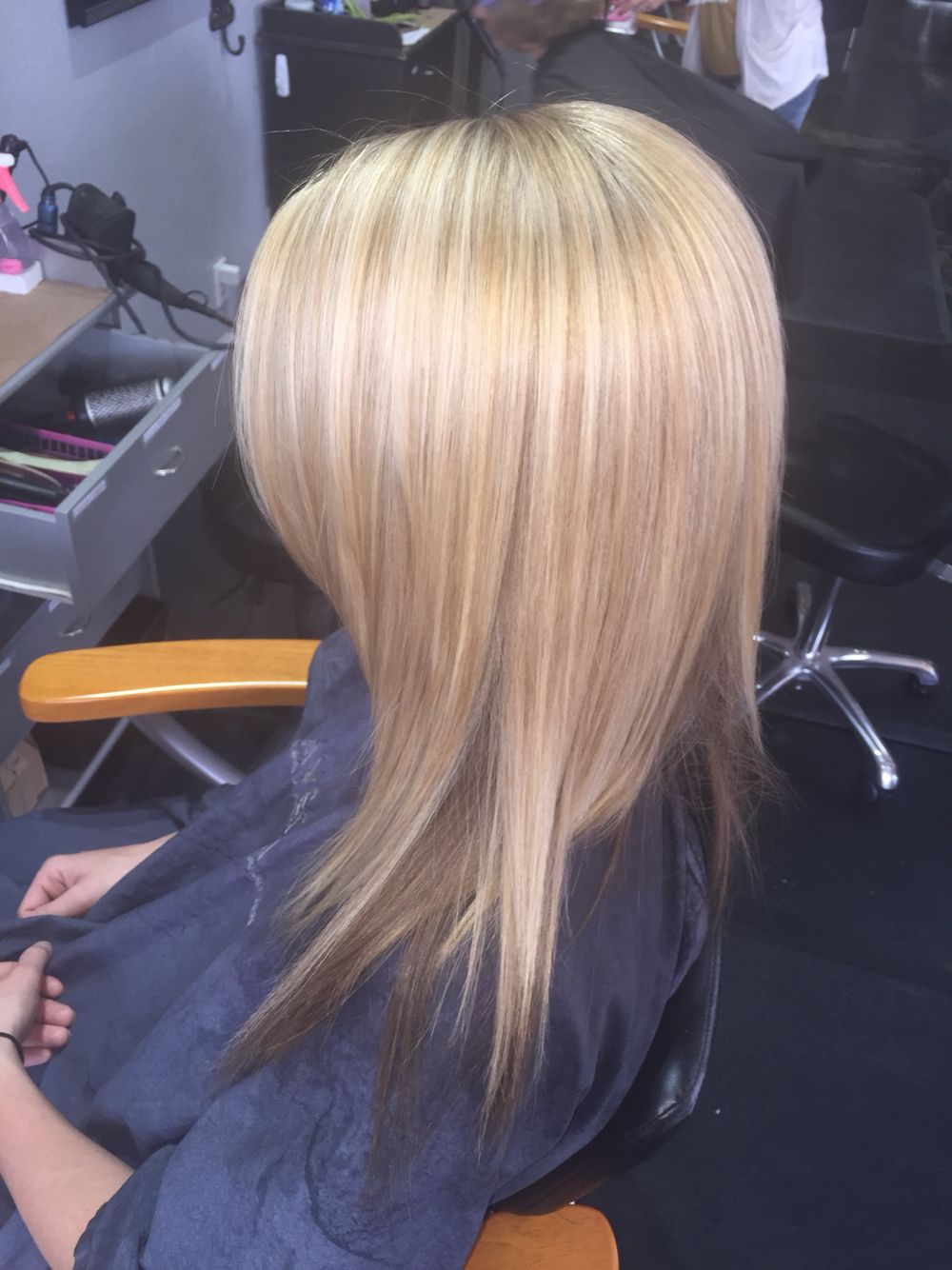 Blonde By Emily Wright Midland Tx Cosmetologist Pinterest