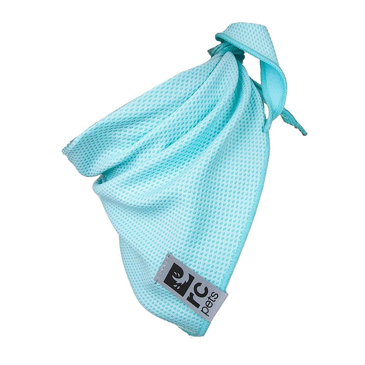 Zephyr Cooling Dog Bandana by RC Pet Ice Blue Pets