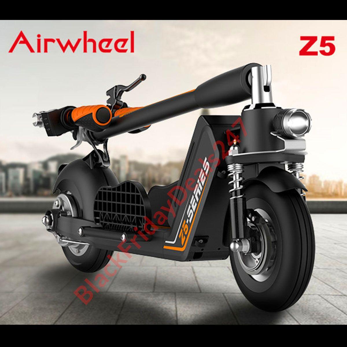 Best Electric Battery Powered Folding Scooter Motorized Bike
