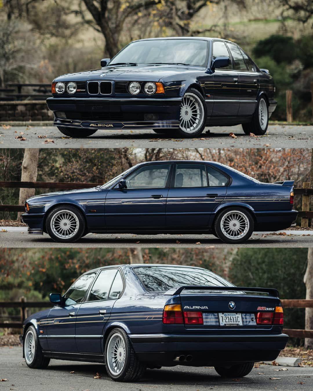 Alpina Automobiles On Instagram Alpina B10 Biturbo E34