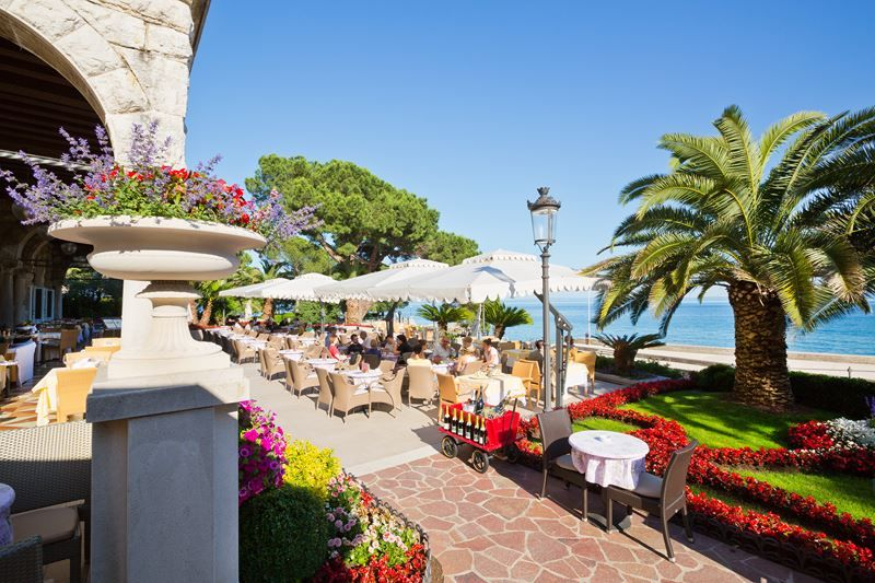 Milenij Hotel Opatija Croatia Travel Rovinj Porec