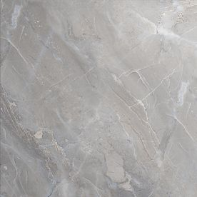Style Selections Tousette Gray Ceramic Floor Tile Common