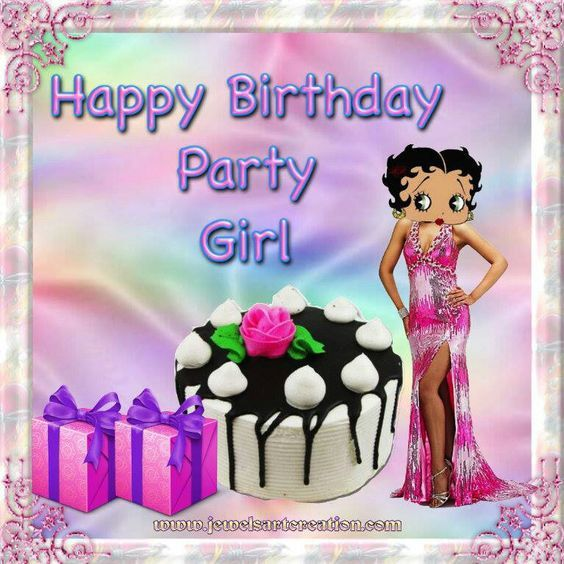 Betty Boop Birthday Ecards With Images Happy Birthday Betty Boop Betty Boop Birthday Betty Boop Quotes