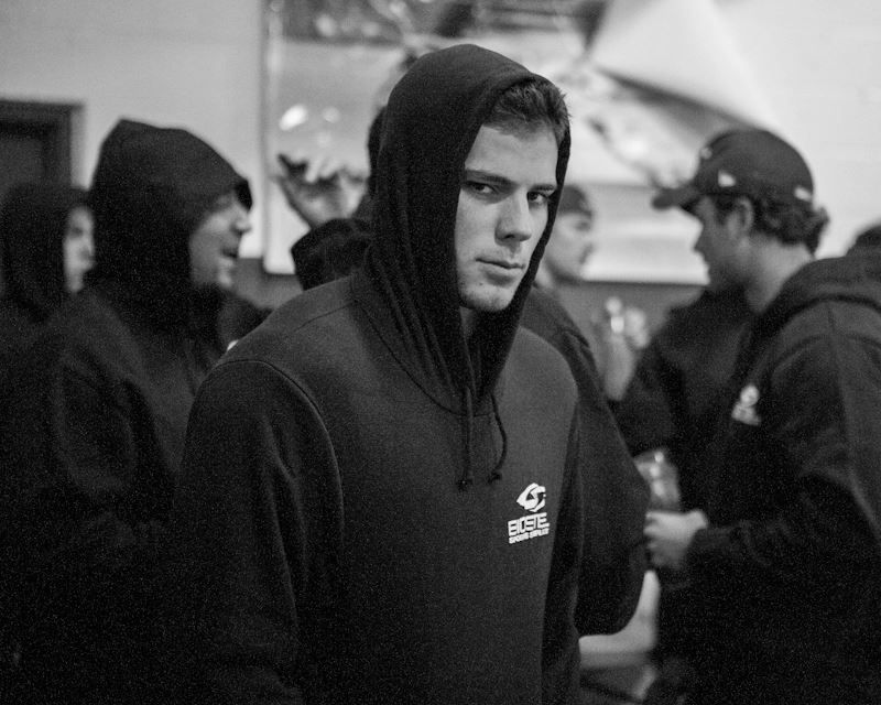 innovative design 76bb3 49b8f Tyler Seguin rocking the BioSteel hoodie, you can buy yours ...
