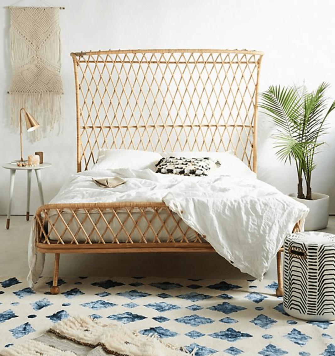 Buying Guide Rattan Beds and Headboards Rattan bed
