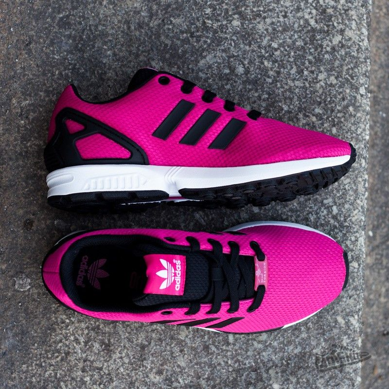 Adidas Zx Pink And Black