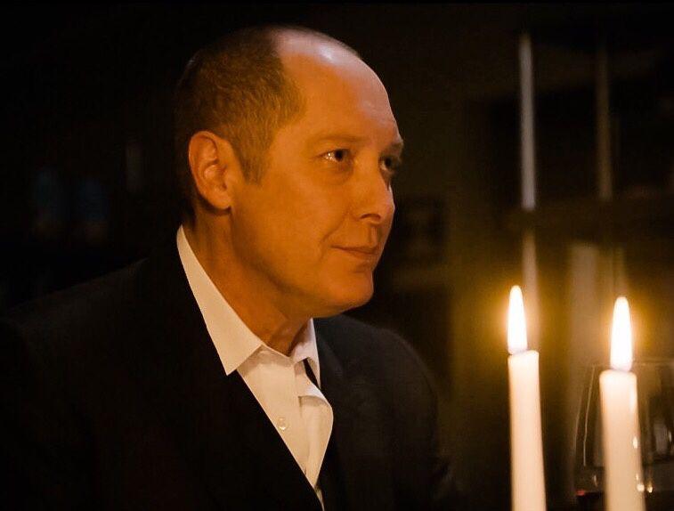 James spader The blacklist 3x19 | James Spader | Candles