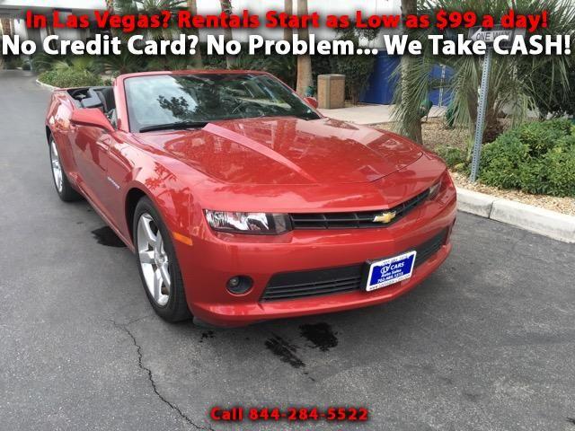 Chevrolet Camaro Convertible 1lt Rent Me Today 702 586
