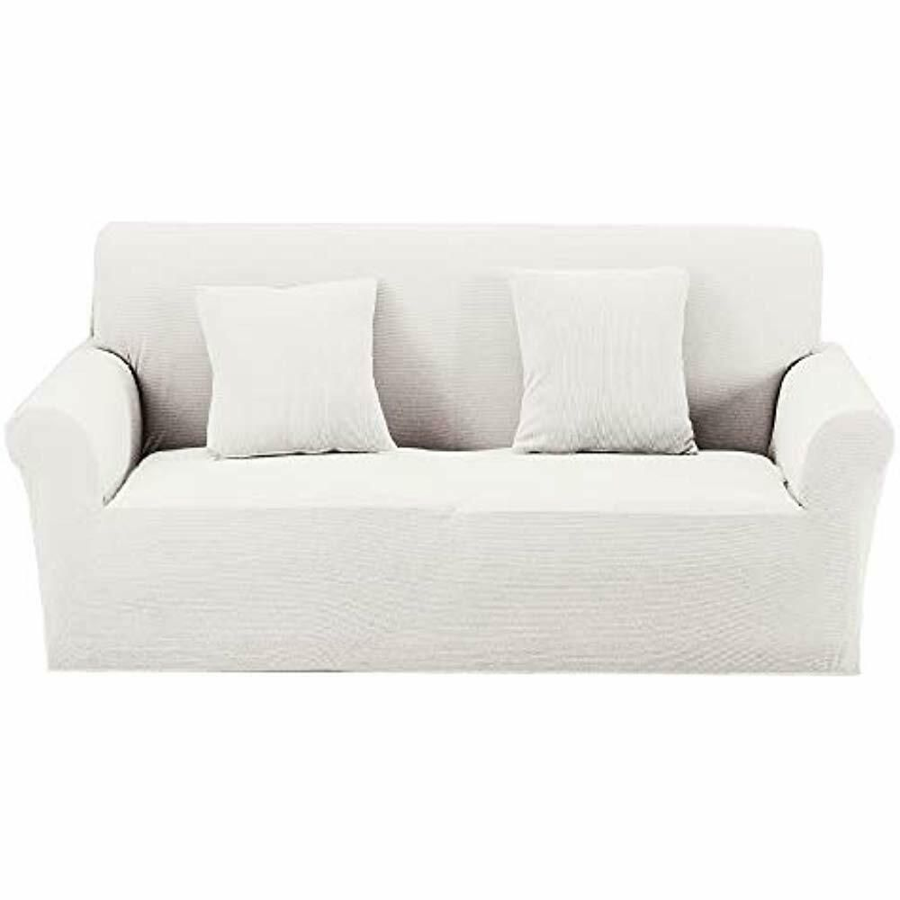 Premium Knit Large Cover Slipcover For Sofa Couch 3 4 Seater