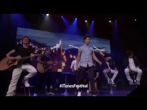 To those of you who missed the live stream for the iTunes Festival