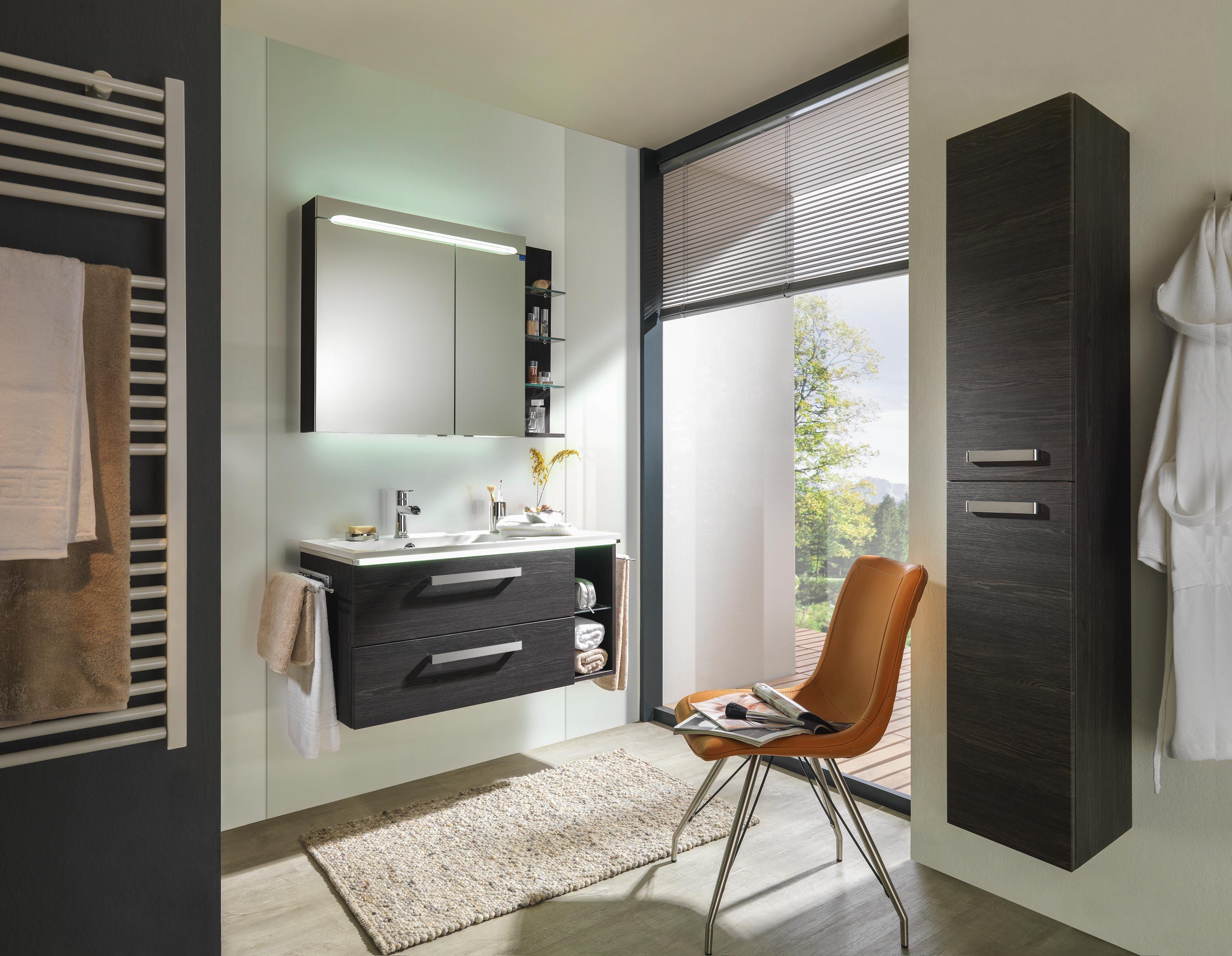 Badezimmer in Dunkelbraun: Werten Sie Ihr Bad elegant auf ...