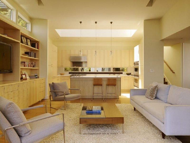 Living Room Ideas Long Narrow Living Room And Kitchen Combined