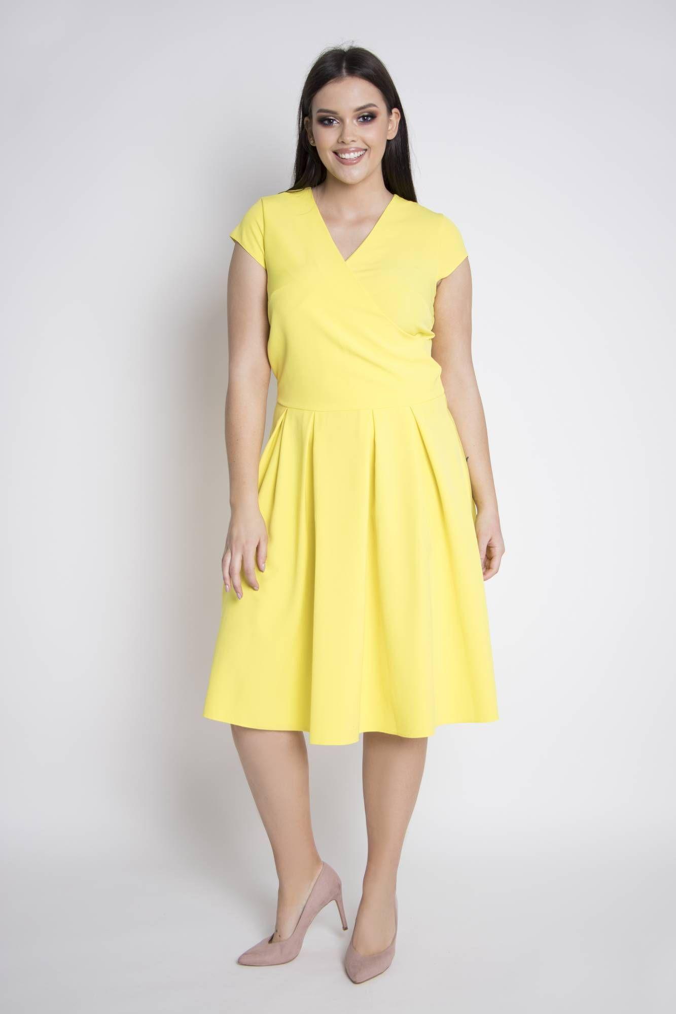 9e811429a9 Sukienka ANIA to elegancka