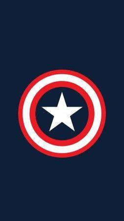 Capitan America Escudo Fondos De Pantalla Marvel Fondos De