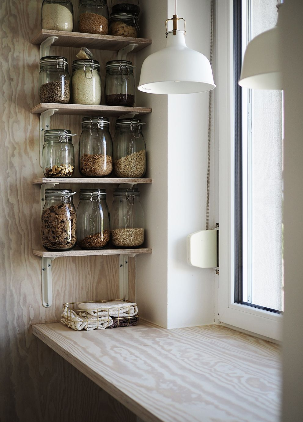 Unsere DIY-Küche aus Sperrholz: | A Pinch of Style | Küche ...