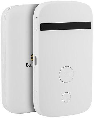 New ZTE MF90+ 100Mbps LTE 4G 3G 2G Pocket Hotspot Mobile WiFi Router