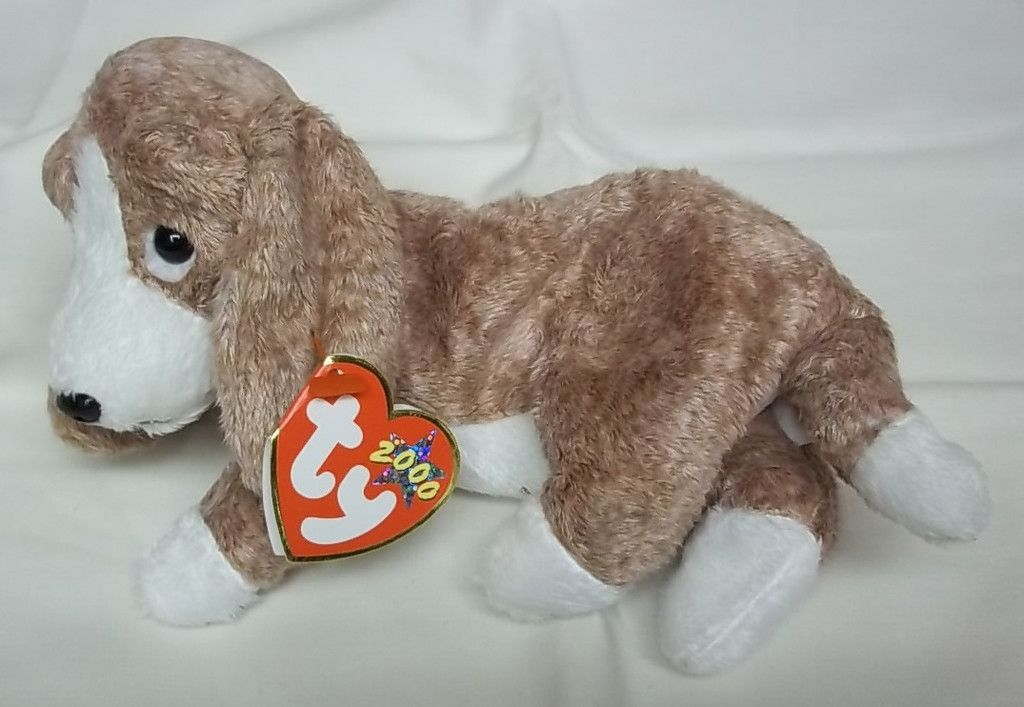 Ty Beanie Babies Sniffer The Beagle Used Baby Beanie Ty