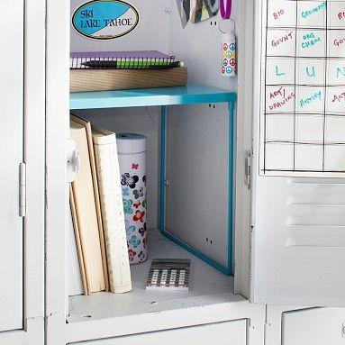 Locker Idea 3 Radical I Miss Lockers Locker Shelves