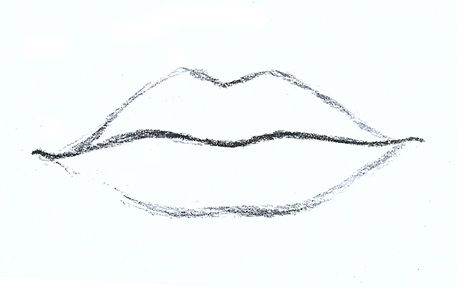 how to draw secrets how to draw a mouth art pinterest drawings