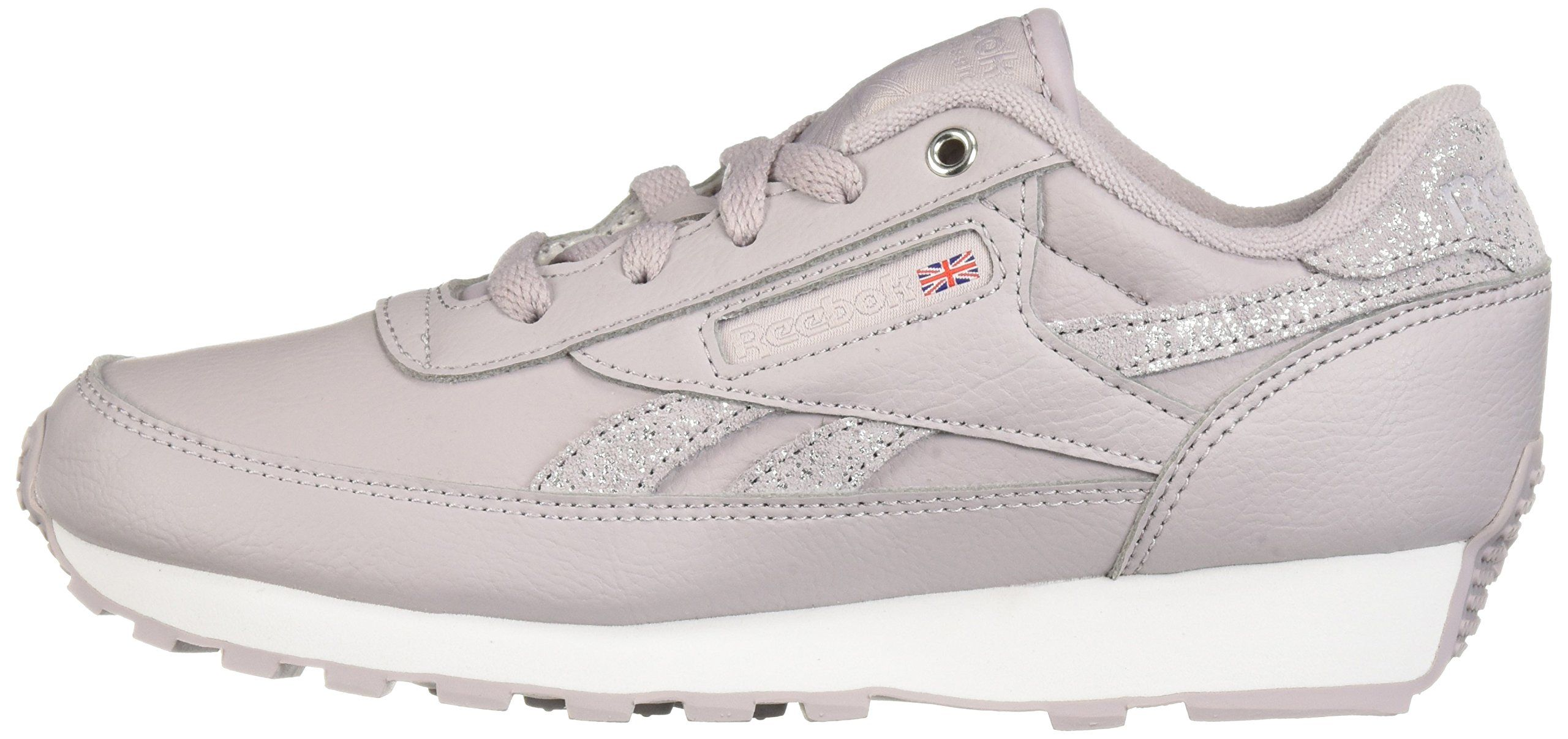 263935b00c7 Reebok Womens Classic Renaissance Walking Shoe USALavender Luck White Si  7.5 M US   You can get more details by clicking on the image.