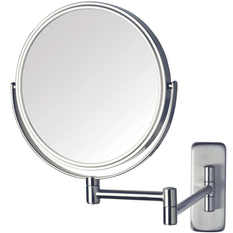 Jerdon Style Wall Mount Mirror Wall Mounted Makeup Mirror Wall Mounted Magnifying Mirror Wall Mounted Mirror