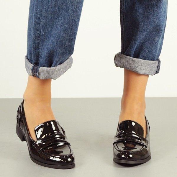 Pin En Zapatos Mujer Mocasines