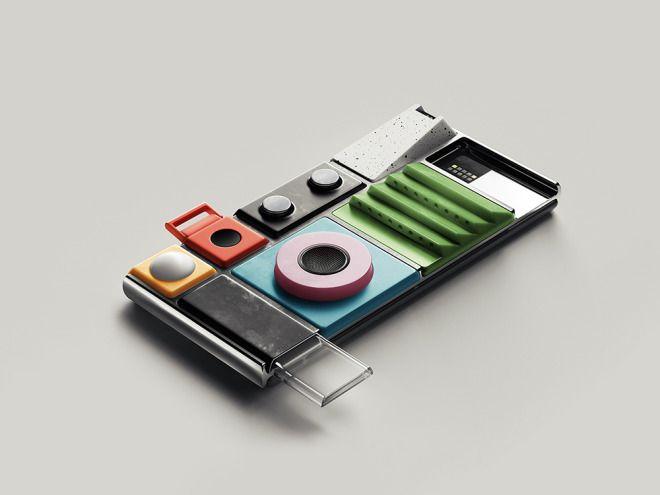 Wild Concept Sensors for Google's Modular Phone