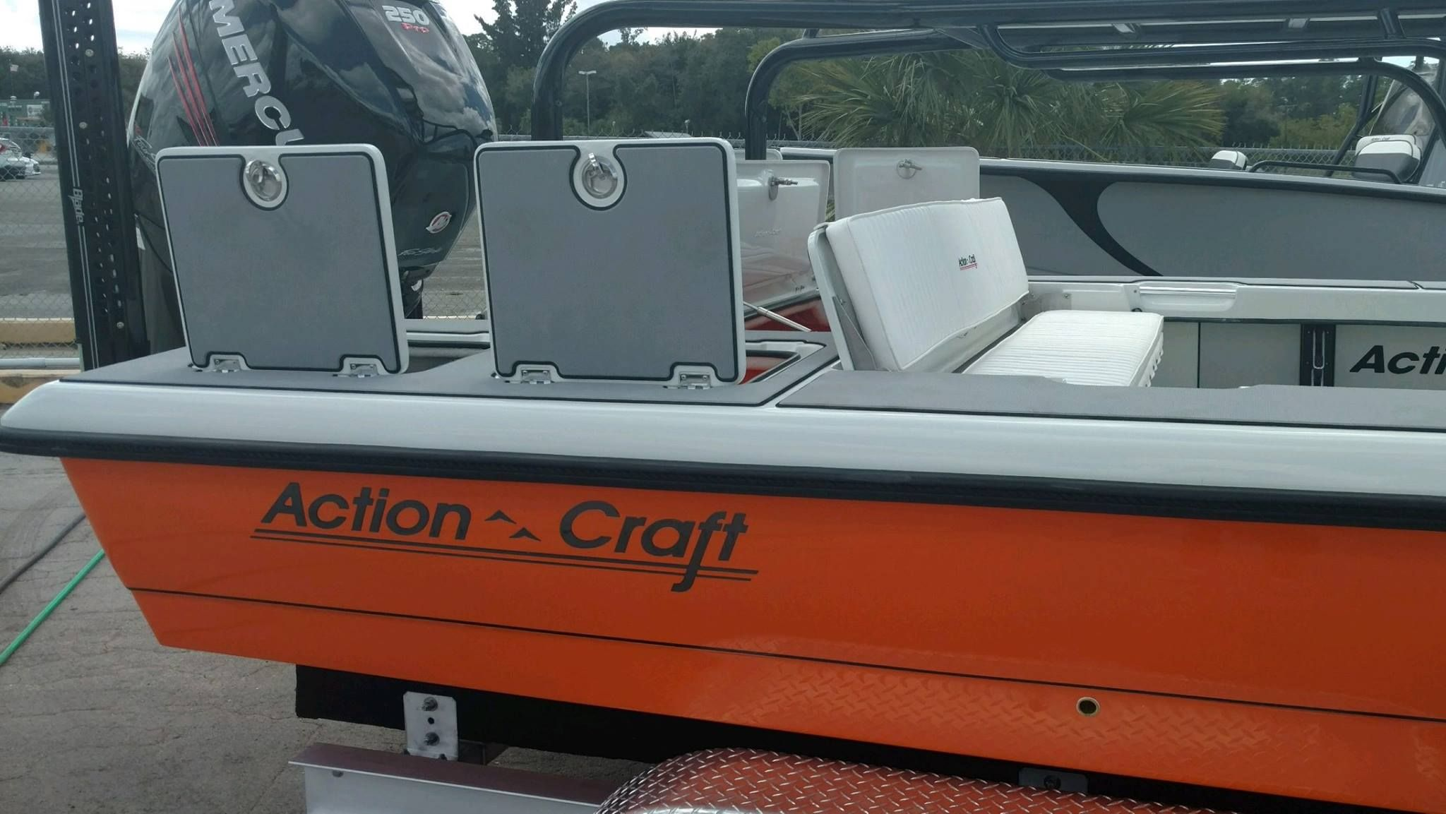 The Action Craft 2050 Gulf Coast Crossover Or Gcx Boat