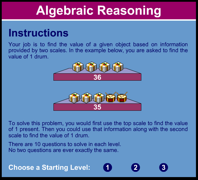 Algebraic Reasoning Puzzles supports Grade 6 Common Core Math ...